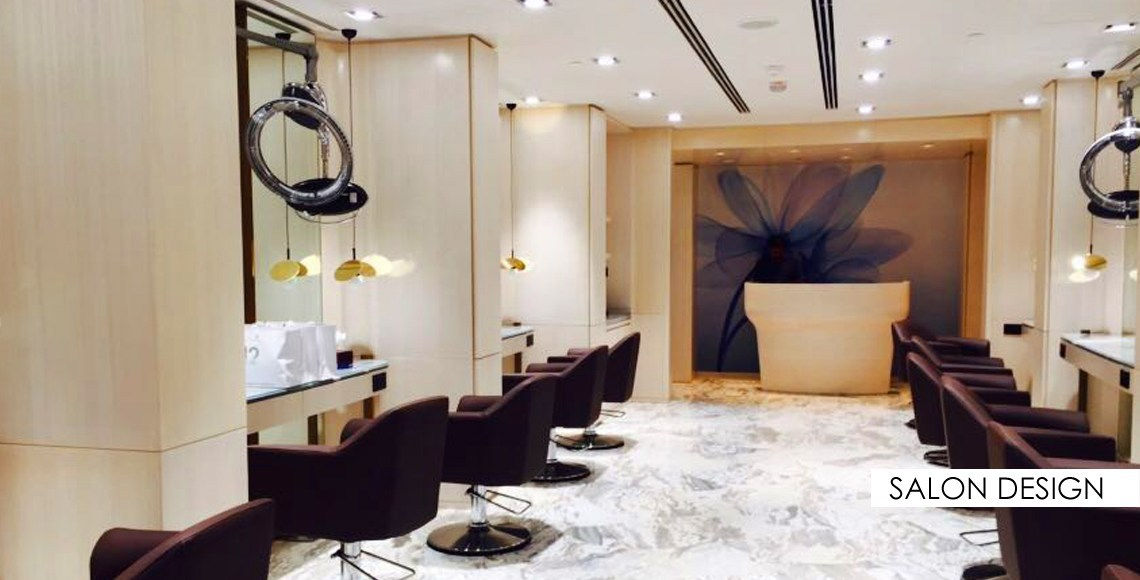 Henson Project Beauty Salon Design For Luxury Interior