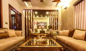 Henson Project design Drawing room interior design