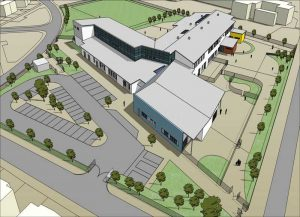 PPP schools projects Dundee by Henson Project