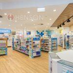 Henson Project Pharmacy Design Shopfitting