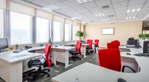 Henson project office Interior Service